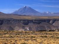 Tacora, der nördlichste Vulkan in Chile