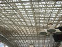 Tel Aviv HaShalom Railway Station, Interior