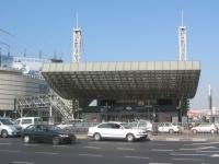 Tel Aviv Shalom Railway Station 01
