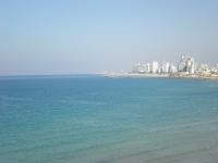 Tel Aviv coastline