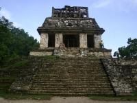 Sonnentempel in Palenque