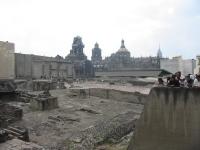 TemploMayorCathedralMexicoCity