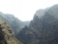 Tenerife Barranco del inferno