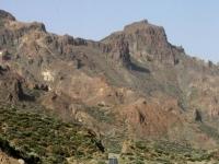 Tenerife route teide