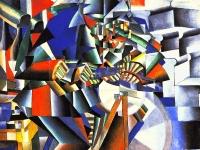 The Knifegrinder Kazimir Malevich