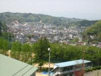 The_Town_of_Kawamata,_Japan,_Looking_West