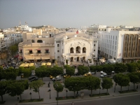 Theatre Municipal de Tunis