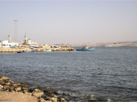 Tobruk port 23