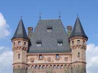 Torturm der Nibelungenbrücke in Worms