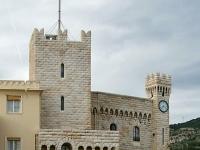 Tour de S Marie Monaco