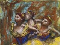 Trois_danseuses_(Jupes_jaunes,_corsages_bleus)_-_Edgar_Degas