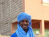 Targi in Rissani, Marokko