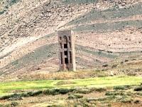 Turm Beni Hammad, Algerien