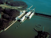 Wheeler Dam, Tennessee River