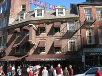 Union Oyster House, Boston, MA