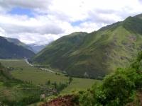 Das Tal des Río Urubama (Peru und Bolivien)