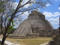 Haus des Magiers, Uxmal, Yucatán