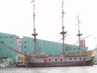 VOC ship Amsterdam 1
