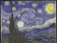 Vincent van Gogh: Sternennacht, 1889, Öl auf Leinwand, 73,7 cm × 92,1 cm, Museum of Modern Art, New York City