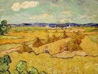 Vincent van Gogh: The Haystacks