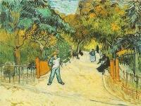 Van_Gogh_Entrance_to_the_Public_Park_in_Arles