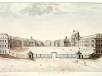 Versailles Château2 dessin