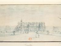 Versailles Château3 dessin