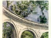 Versailles Colonnade dessin