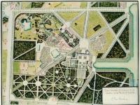 Versailles Trianon plan