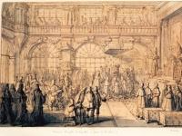 Versailles ancienne chapelle 1689