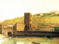 View_of_Ancient_Florence_by_Fabio_Borbottoni_1820-1902_(17)