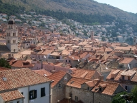 View old city of Dubrovnik-3