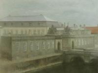 Das alte Christiansborg (1892)