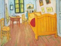 Vincents Schlafzimmer in Arles, 1888