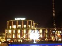 Weihnachtsmarkt und Forum Duisburg