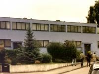 Stuttgart-Weissenhof, Haus entworfen 1972 von Mart Stam