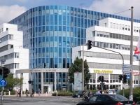 Welfenhof-Zentrum in Wiesbaden an der Kreuzung der Mainzer Straße mit der Welfenstraße