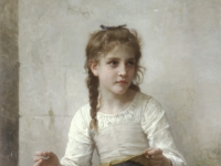 William-Adolphe_Bouguereau_Sewing