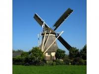 Windmill_Wilnis_Utrecht_Netherlands