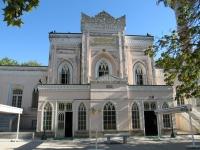 Yildiz Hamidiye Mosque, Istanbul 04