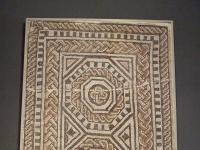 Zaragoza - Museo - Villa Fortunatus - Mosaico