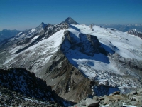 Olperer, Zillertaler Alpen, Tirol, Österreich