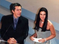 Monica Bellucci, 2001 César Awards