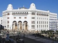 Das Große Postamt von Algier