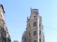 Elegantes Algier: Gebäude aus der Kolonialzeit
