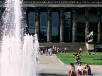 Der Berliner Lustgarten mit Altem Museum
