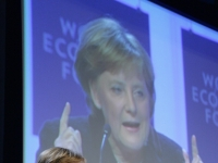 Angela Merkel - World Economic Forum Annual Meeting Davos 2006