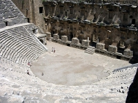 Römisches Theater in Aspendos