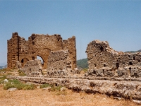 Markthallen von Aspendos