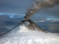 Vulkan: Augustine (Alaska)